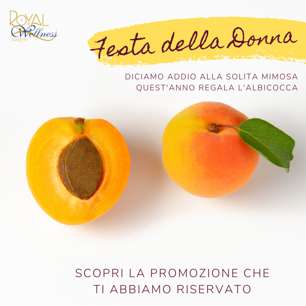 Festa della Donna promo Royal Wellness